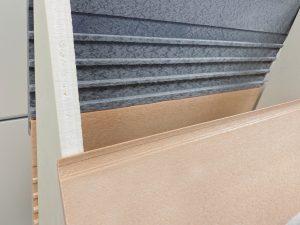 超木機能雨淋板